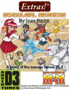 Schoolgirl Sidekicks module