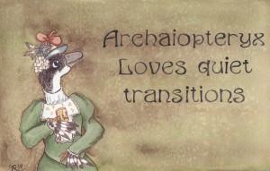 archaiopteryx